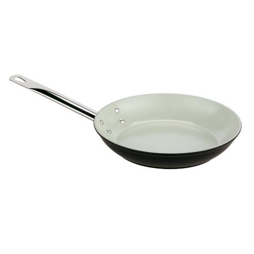 11 Aluminum Ceramic Coated Frying Pan, L 11 x W 11 x H 1.875