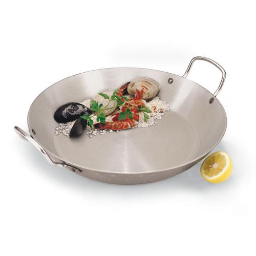 """Paella Pan 17 3/4,Carbonsteel, DIA 17 3/4"""" X H 2 1/8"""""""