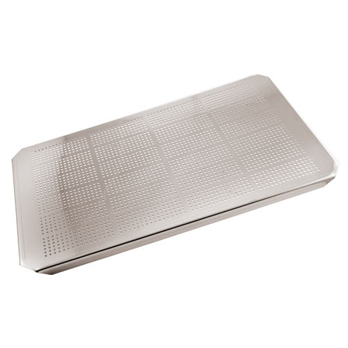 Hotel Pan 1/2 Drainer Plate,