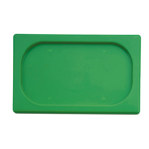 """Polyprop.  1/1  Cover Green, L 20 7/8"""" X W 12 3/4"""""""
