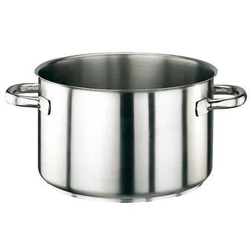 """Sauce Pot, S/S, No Lid, DIA 7 7/8"""" X H 4 3/4"""", 4 QTS"""
