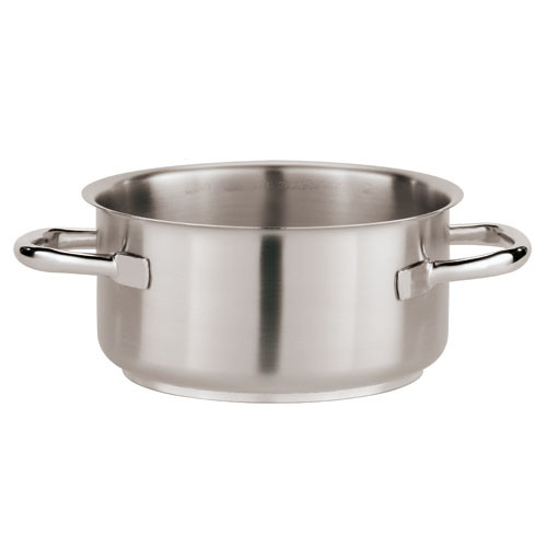 2 1/2 Quart Stew Pot , L 7.125 x W 7.125 x H 3.5