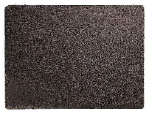 Rectangular Natural Slate Tray, 10 1/2 x 8 1/4