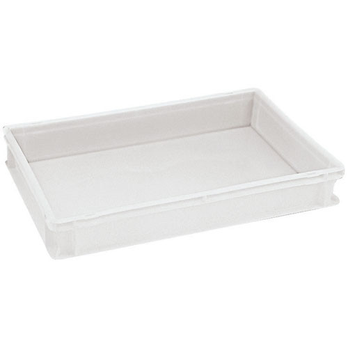 "Stackable Dough Container, L 23 5/8"" X W 15 3/4"" X H 5 1"