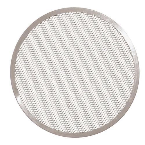 11 Aluminum Pizza Screen, L 11 x W 11 x H 0.25