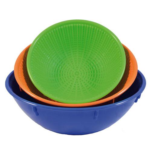 """Banneton Proofing Basket, Round, DIA 8 5/8"""", 1 KILO"""