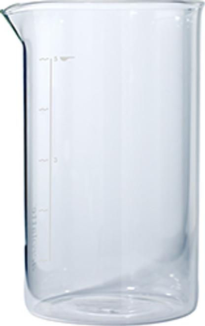 Aerolatte French Press Glass Beaker, 5 Cup