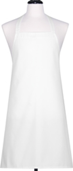 HIC Adult Apron, White
