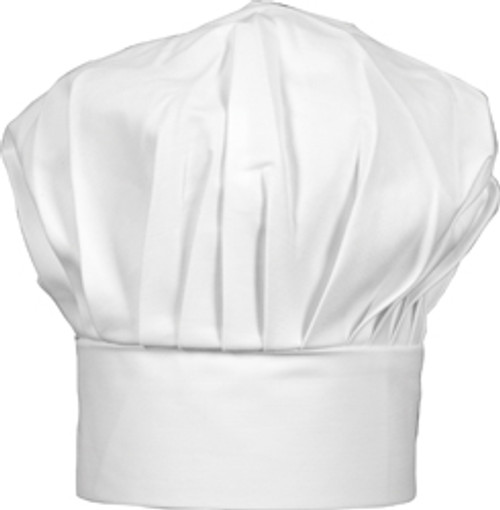 HIC Chefs Hat, White