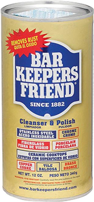 Bar Keeper Friend Powder Cleanser, 12oz