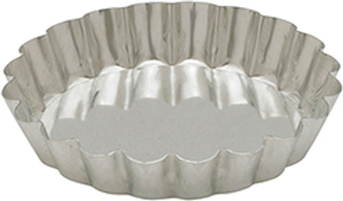 Gobel Quiche Pan with Removable Bottom, 4in