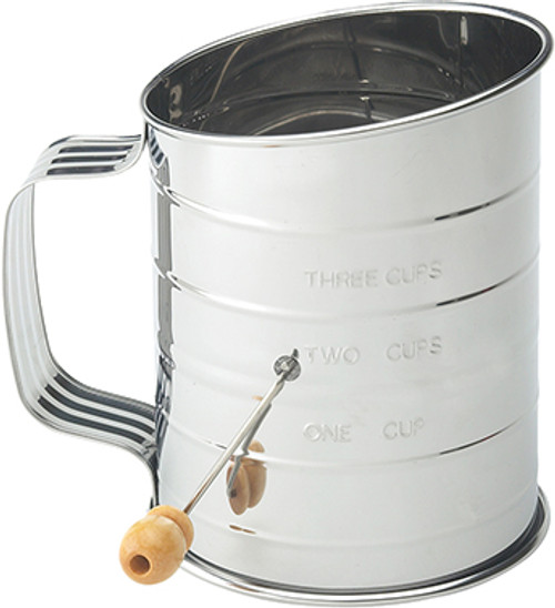 Mrs Anderson's Baking Sifter, 3 Cup