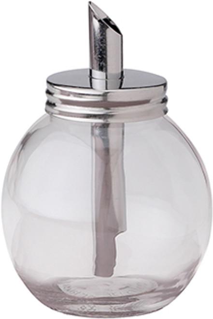 HIC Sugar Dispenser, Glass, 7oz - Set of 12