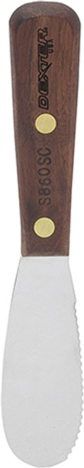 Dexter Russell Scalloped Spreader, 3.5in