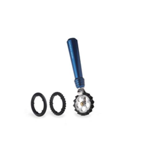 Atlas Pasta Wheel, Blue