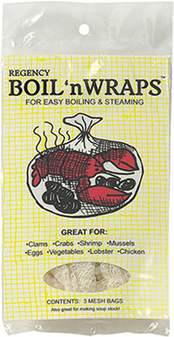 Regency Boil and Wraps Seafood Steaming Bags