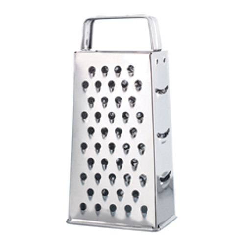 HIC Stainless Steel Professional Grater, 9in