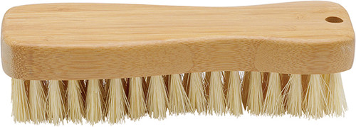 Lola Eco Clean Bamboo Scrub Brush, Tampico