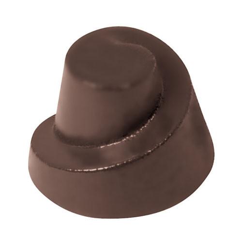 "Chocolate Mold, DIA 1 1/8"" X H 5/8"""