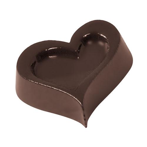 "Chocolate Mold, DIA 1 1/2"" X H 19/32"""
