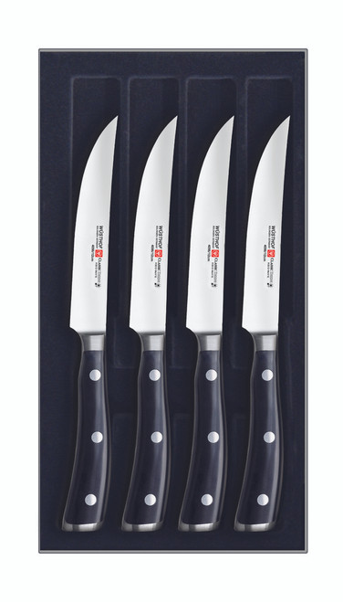 Wusthof Trident Four Piece Steak Knife Set