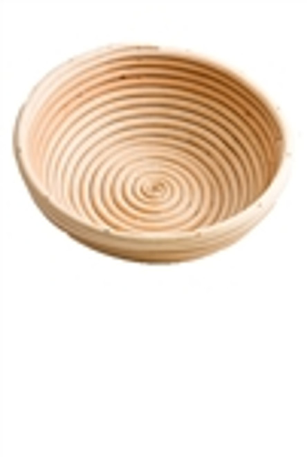 Banneton Proofing Basket, Round, 7""