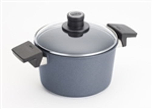 "Diamond Plus Induction, Stockpot w/ Lid 3.2 qt., 8"" dia."