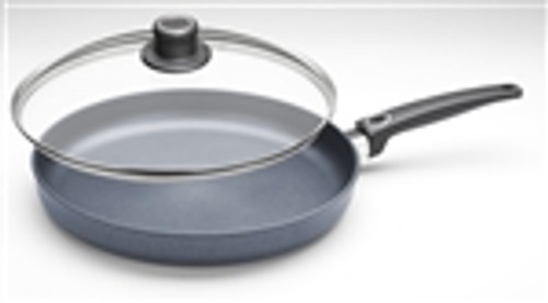 "Diamond Plus Induction,  Fry Pan w/ Lid, 12 1/2"" dia."