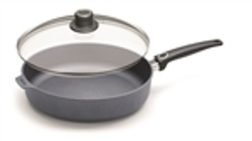 "Diamond, Induction Saute Pan w/lid 5 qt., 12.5"" dia."