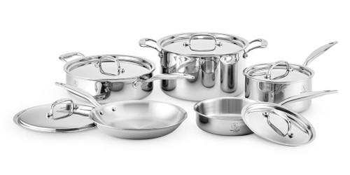 10-Piece Core Cookware Set