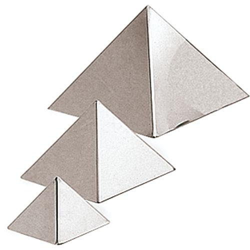 """Pyramid Mold, 13 Fl Oz, L 4 3/4"""" X W 4 3/4"""" X H 3 1/8"""