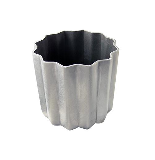 Canele Mold, Aluminum 2 1/8, Non-Stick