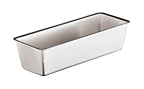 Loaf Pan, Aluminum,7 1/8 x 3 1/8