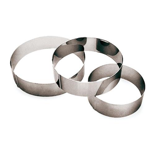 "Pastry Ring, Ice Cake, DIA 11"" X H 2 3/8"""