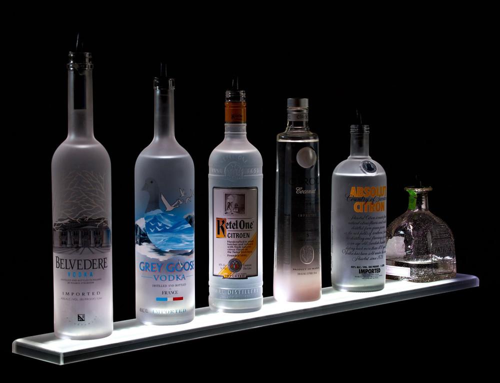 LED Floating Bar Shelf