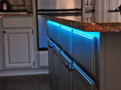Under Bar Lighting Strip