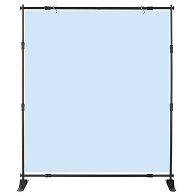 Plexiglass Partition Divider Panel with Stand