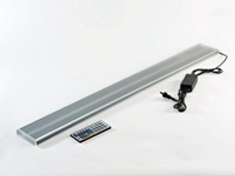High-Quality Acrylic Bar Shelves with LED Lighting