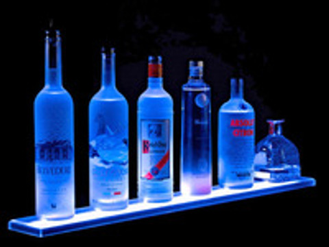 Impress Your Friends with a Home Bar LED Lighting Display