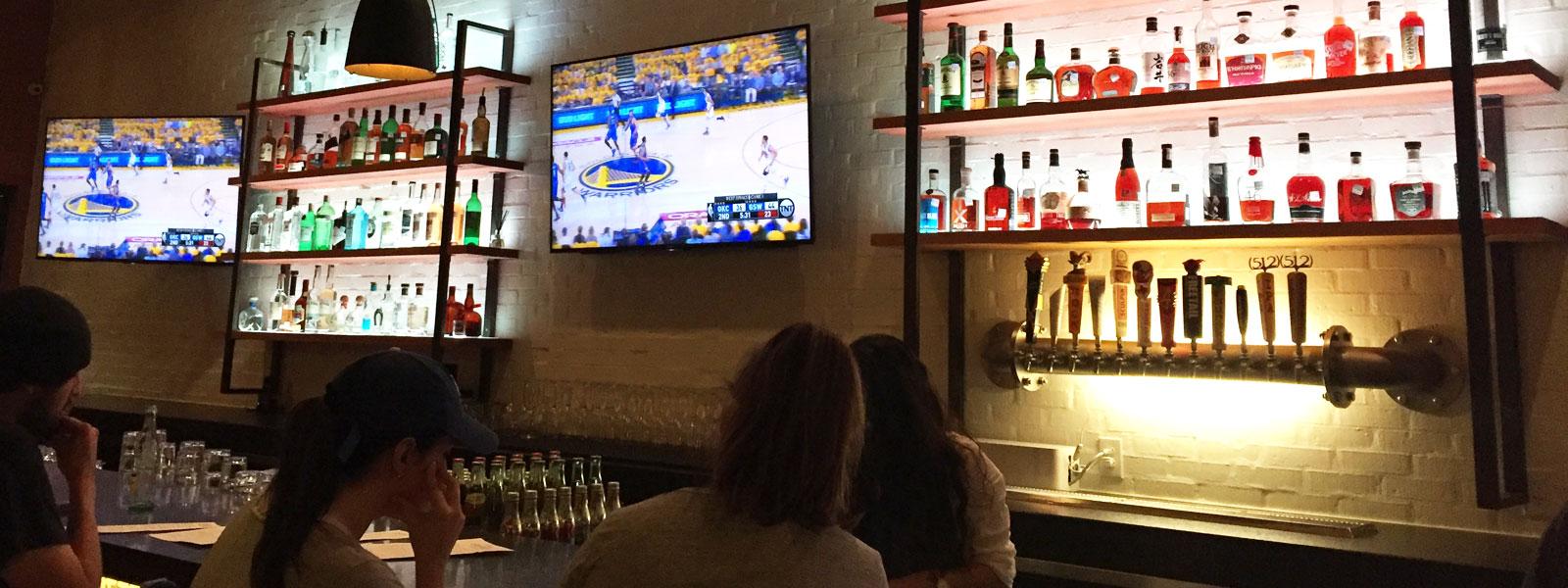 Led Bar Shelves Liquor Bottle Displays Liquorshelves Com