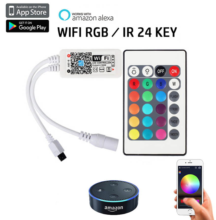 WiFi Controller Features