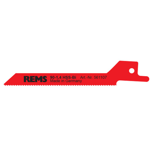 """REMS 561107 - 3-1/2"""" Red Metal Saw Blade 90-1.4 (5 pack)"""