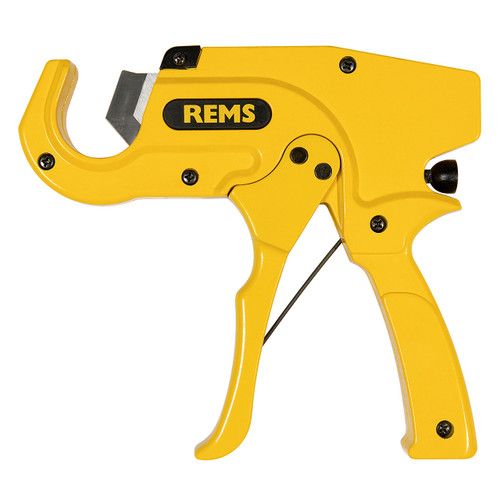 """REMS 291220 - ROS P 35 A Ratcheting Plastic Pipe Cutter Auto (0""""-1-3/8"""")"""