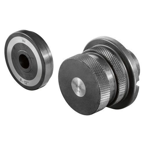 """REMS 347040 - Grooving Rollers Set (8""""-12"""")"""