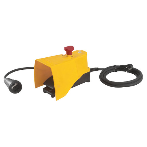 REMS 347010 -  Safety Foot Switch w/ Coupling