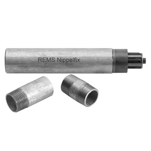 """REMS 111300 - 1-1/4"""" Nippelfix Adapter"""