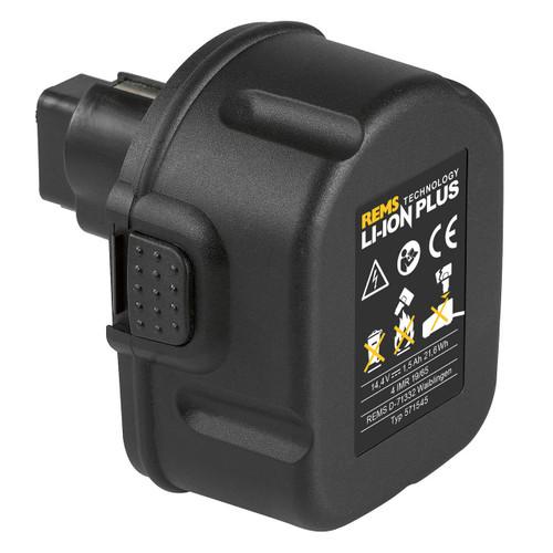 REMS 571545 - 14.4 V Li-Ion Battery (1.5 Ah)