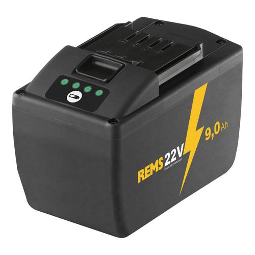 REMS 571583 - 22 V Li-Ion Battery (9.0 Ah)