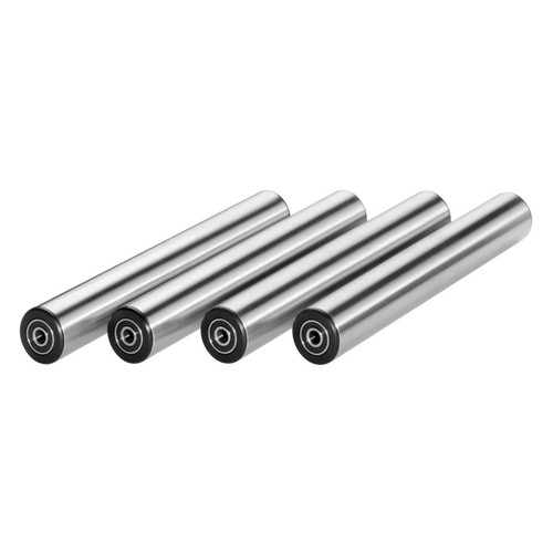 REMS 845110 - Cento Stainless Steel INOX Rollers (4 Pack)