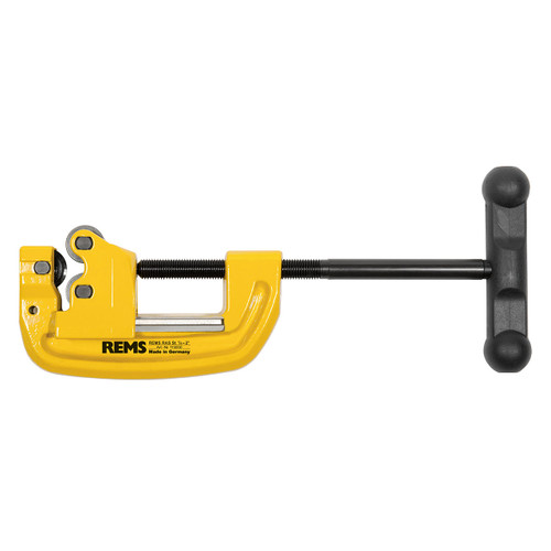 "REMS 113000 - RAS St Steel Pipe Cutter (1/8""-2"")"